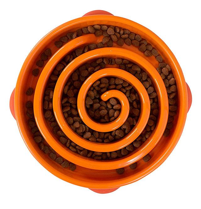 slow feeder dog bowls